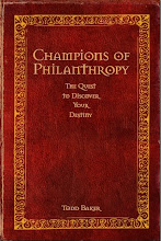 Champions of Philanthropy by Todd Baker