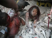 Haiti Earthquake Relief Photo