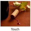 Photo of a cork from a bottle of wine.