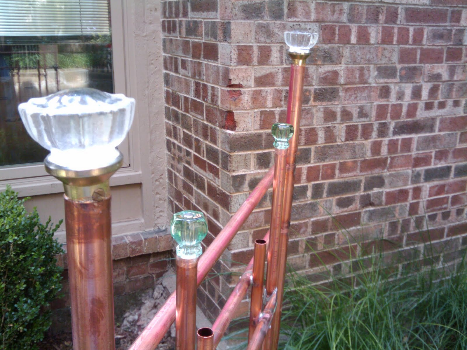 macaroni cheese dma and our copper garden trellis dma and our copper garden trellis