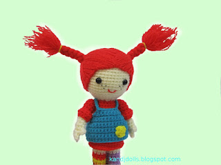 Crochet Pattern Central - Free Doll and Doll Clothing
