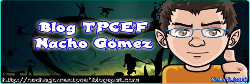 Blog TPCEF Nacho Gómez