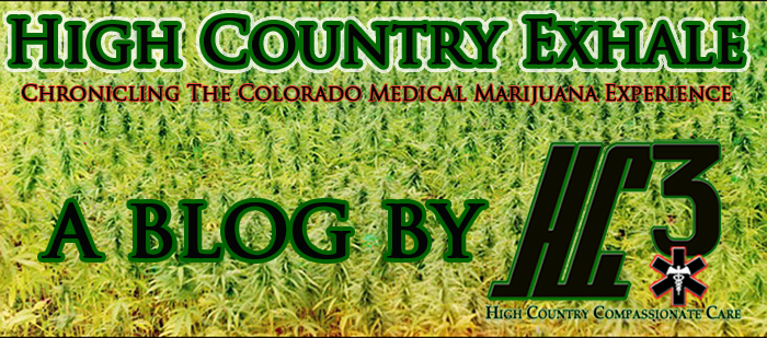 HIGH COUNTRY EXHALE by HC3
