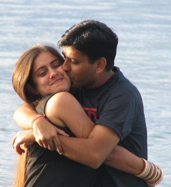 Hot and Cool: Hot Desi Indian Couple Enjoying on theri Honeymoon