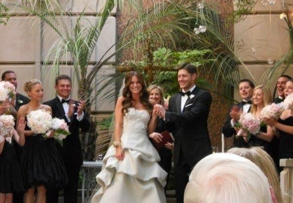 fotos do casamento de jensen ackles e danneel