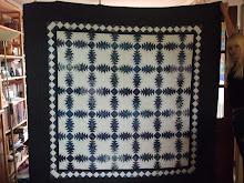 Pine-apple quilt 1880-1900