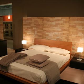 Um lar parede de tijolinhos for Decoracion de interiores recamaras
