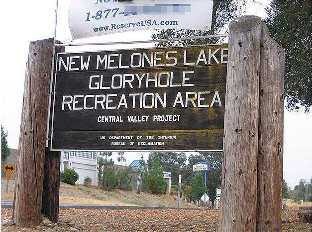 Glory hole recreation area