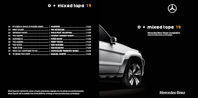 Mercedes Benz Mixed Tape 19