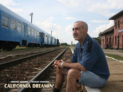 Razvan Vasilescu (Doiaru) in California Dreamin' (Nesfarsit)