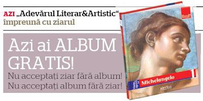 Adevarul Album Michelangelo