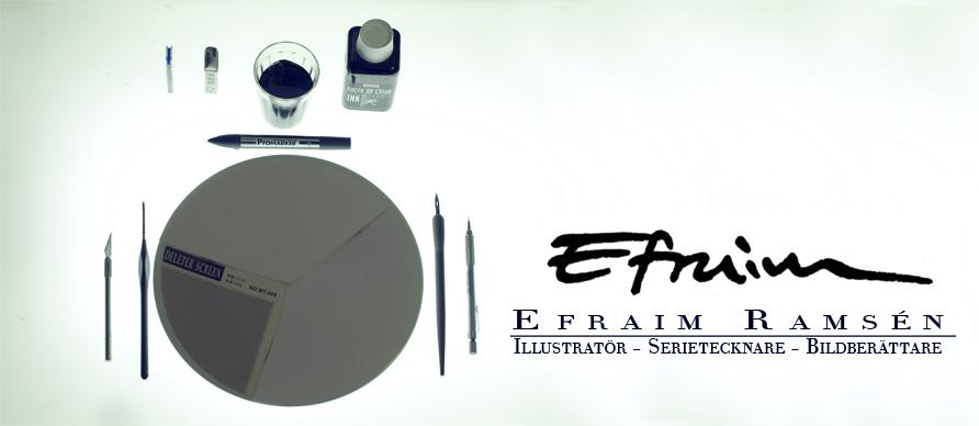 Efraims Tecknarblogg
