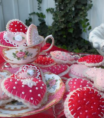 valentine party decorations
