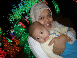 Mama with Zharif