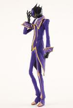 CrimsonRain.Com《反叛的魯路修 R2》主角 ZERO 實體化  全高30cm可動式人物模型