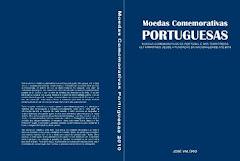 Livro Moedas Comemorativas Portuguesas
