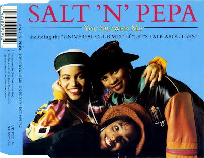 Salt-N-Pepa - Lets Talk About Sex! at Discogs