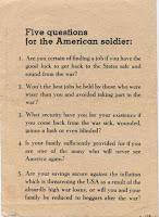 Nazi Leaflet