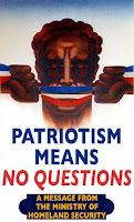 Mocking Patriotism