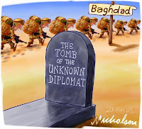 The Unknown Diplomat