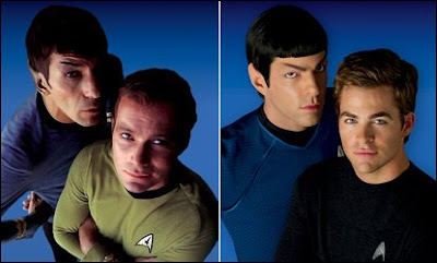 Star Trek Comparison