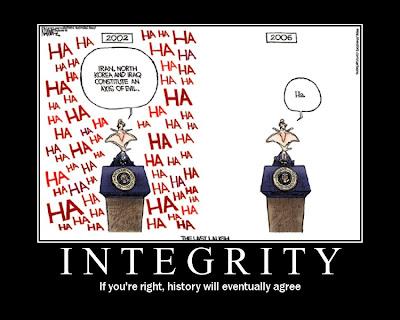 Bush Integrity