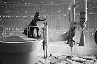 Empire filming