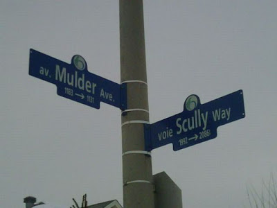 X Files Intersection