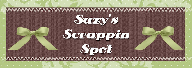 Suzys Scrappin Spot