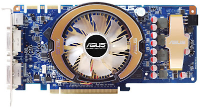 ASUS EN9800GT HybridPower 3-way SLI compatible video card