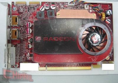 ATI Radeon HD 4670 (RV730) video card