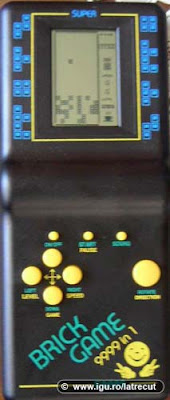 Tetris electronic game 9999-in-1