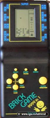 Tetris electronic game 9999-in-1