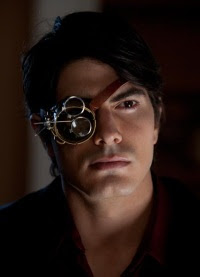 Brandon Routh as the supernatural investigator Dylan Dog - Dead of Night Movie