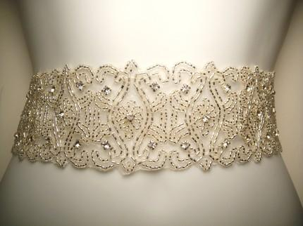 If you are looking to add some bling to your dress Kirstin Kuehn Designs