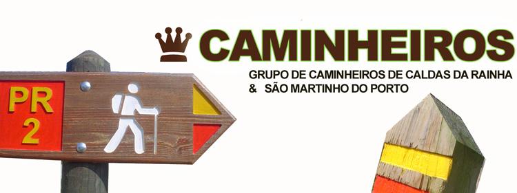 Caminheiros das caldas - Passeios pedestres- Caldas da Rainha São Martinho do Porto