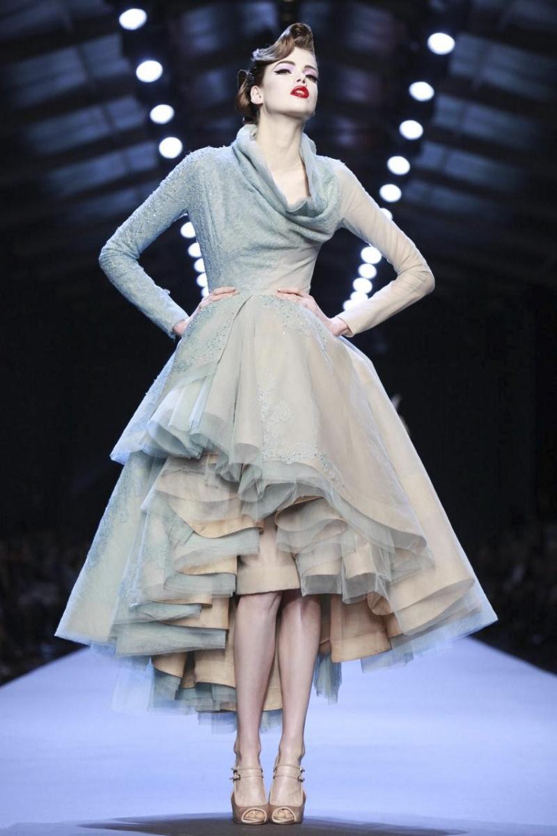 christian dior haute couture s/s 11