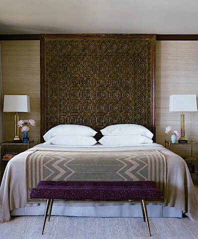 JPM Design: Thinking Outside the Box: Headboards