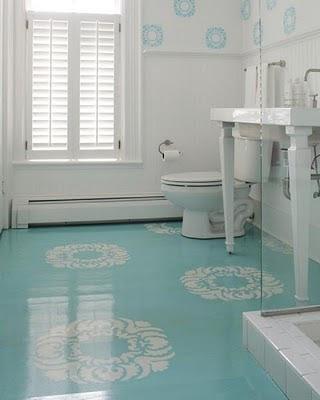 jpm design: fabulous painted floors