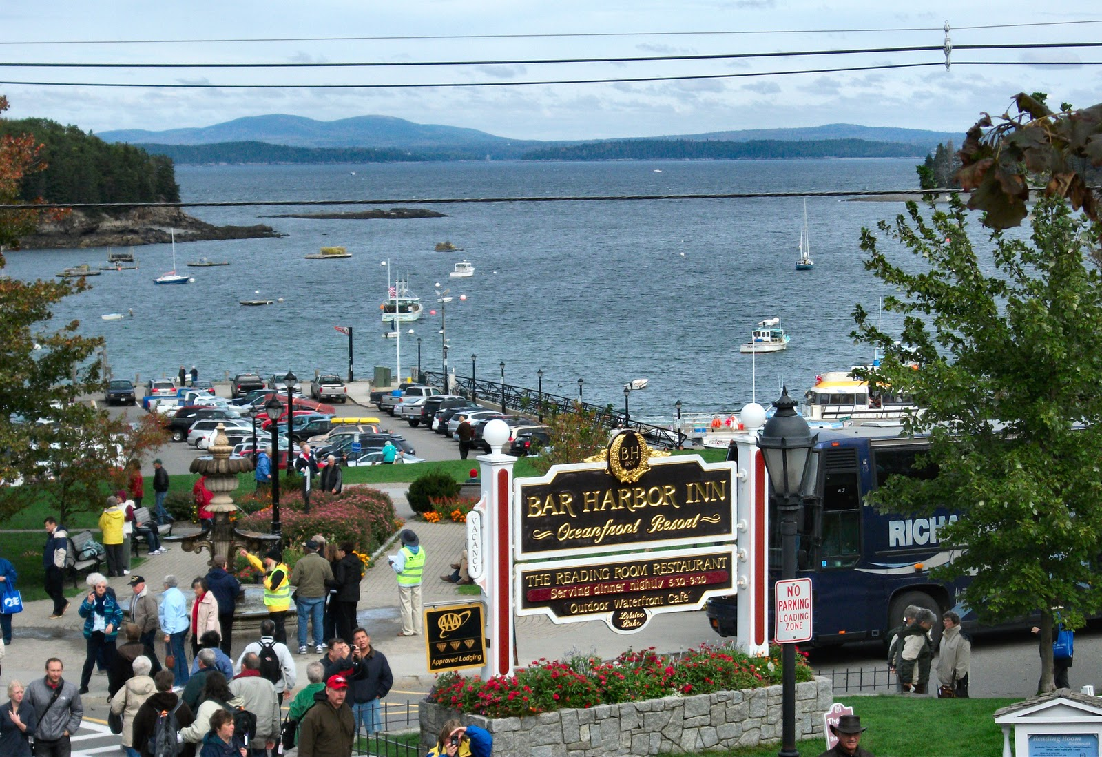 Christopher Setterlund, In My Footsteps: In My Footsteps: Trip 90: Bar Harbor, Maine