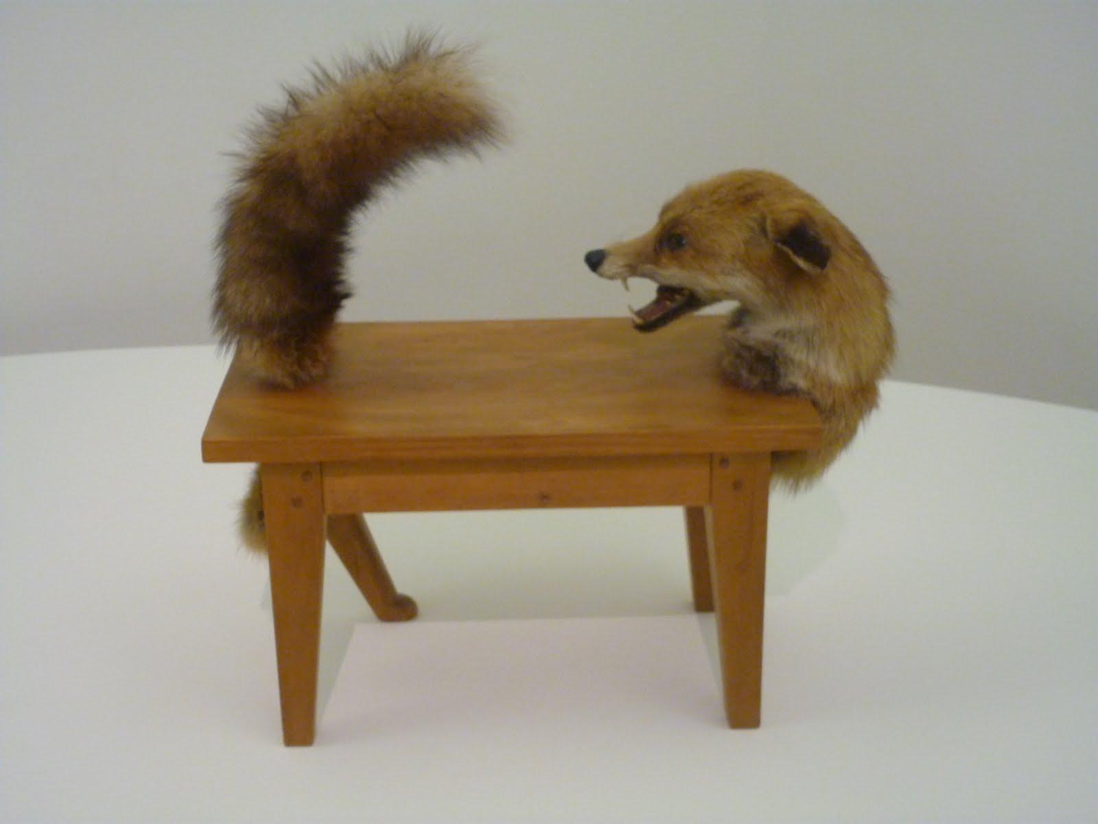 Dr j j visite paris le mus e national d 39 art moderne du centre pompidou - Victor brauner loup table ...