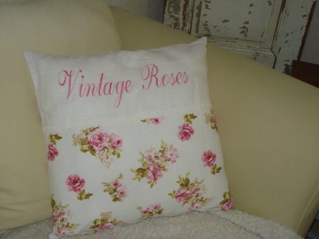 Vintage ruusut