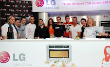 "EL SABOR DE LO DULCE FINALISTA EN EL CONCURSO LG ""LA VIDA SABE BIEN"""