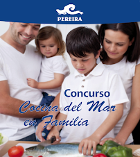 """OTRO CONCURSO GANADO: """"COCINA DEL MAR EN FAMILIA"""" DE CONGELADOS PEREIRA"""