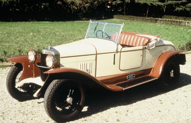 1925 Alfa Romeo P2. Alfa Romeo RM Sport, 1923
