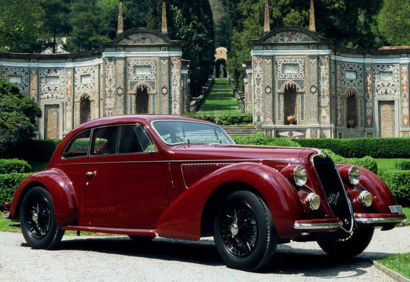 Alfa Romeo 6c 2300 Mille Miglia 1938 4 Ut 0