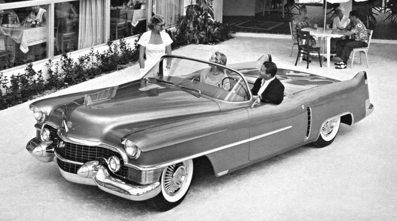 The Cadillac Le Mans was a concept car developed by Cadillac in 1953.