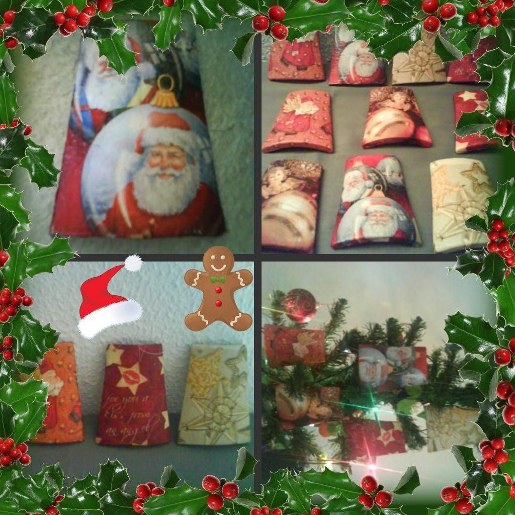 Artesanato Com Tecido De Guarda Chuva ~ Loja Online Artesanato Decoraç u00e3o de Natal