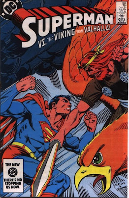 cover of Superman #394 from DC Comics
