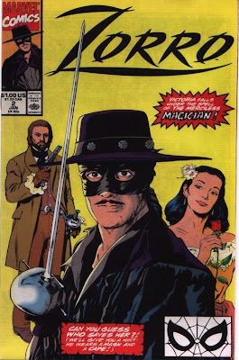 cover of Zorro #2 from Marvel Comics
